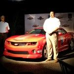 The new Chevrolet nationwide series pace car!