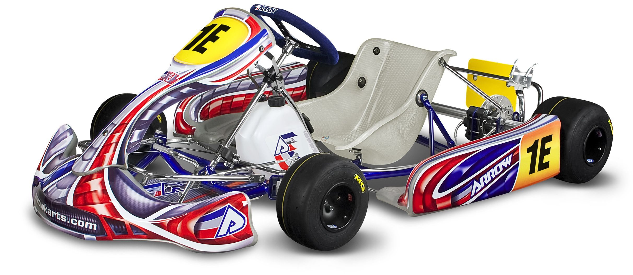 Hi Tech Performance Go Karts Arrow