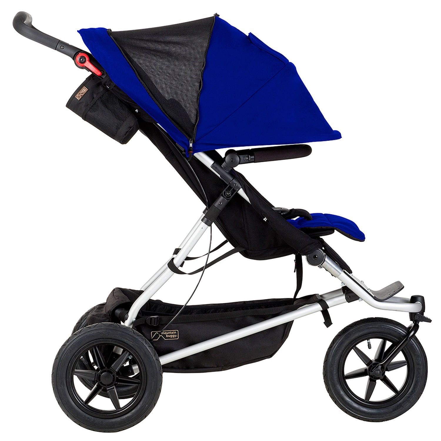 Mountain Buggy Plus One Inline Double Stroller Buggy,