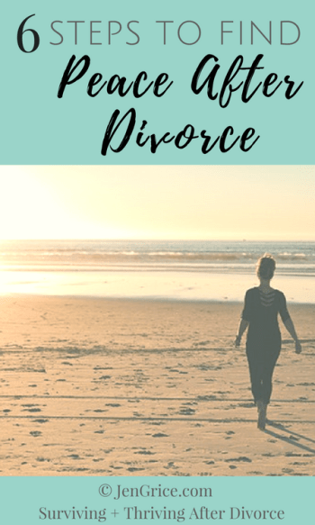 6 Steps To Find Peace After Divorce Finding Peace Divorce After Divorce Why rushing into a second marriage might be a bad idea. pinterest
