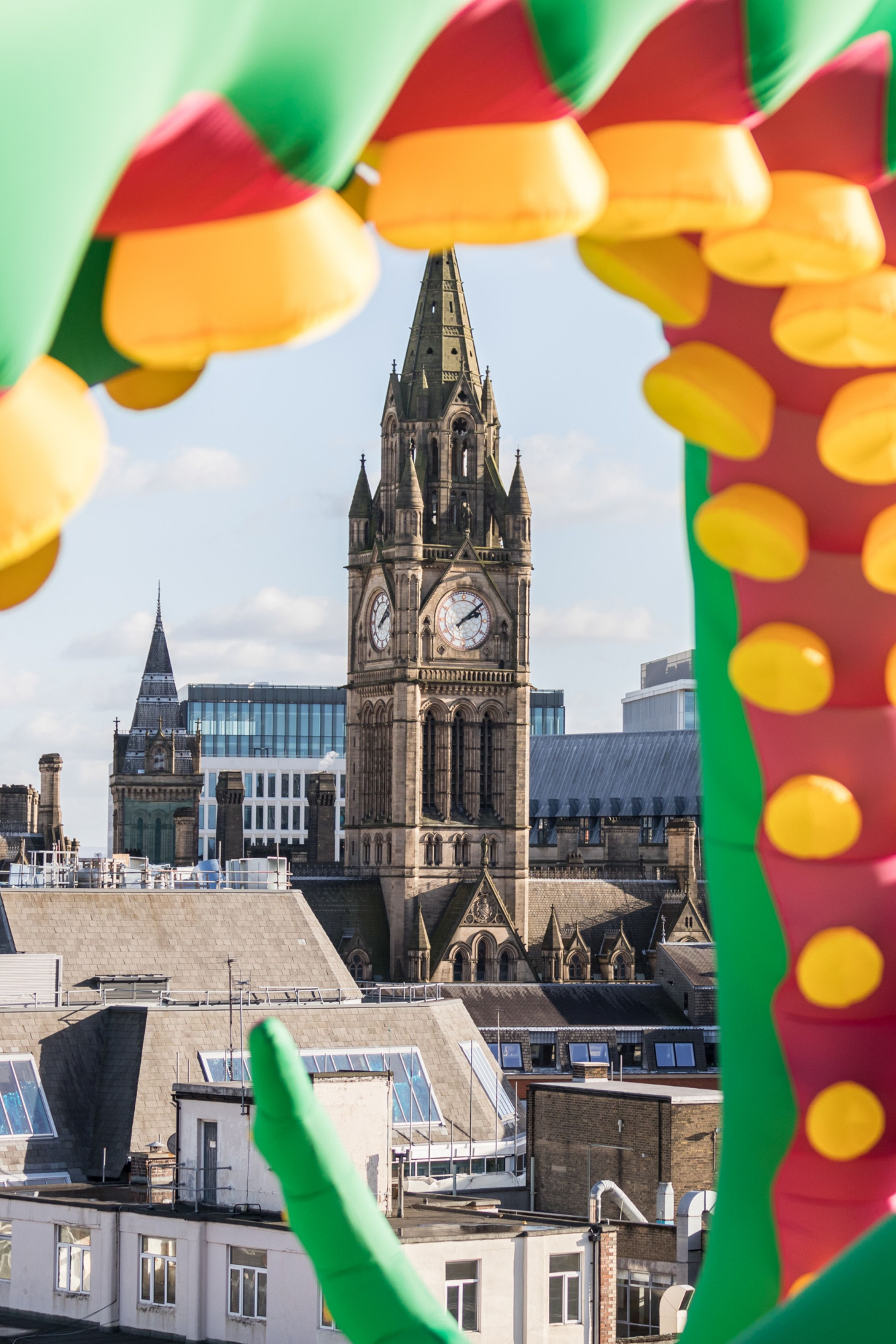 A spooktacular festival this Halloween in Manchester