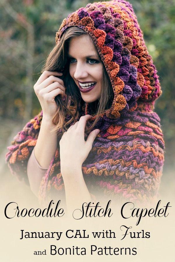 January CAL Supplies List & Giveaway | Crochet Alongs | Pinterest ...