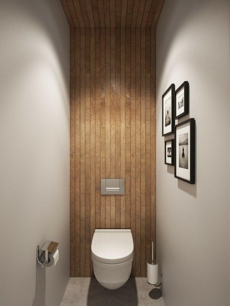 déco style scandinave design idée toilette bois wc déco | Туалеты ...