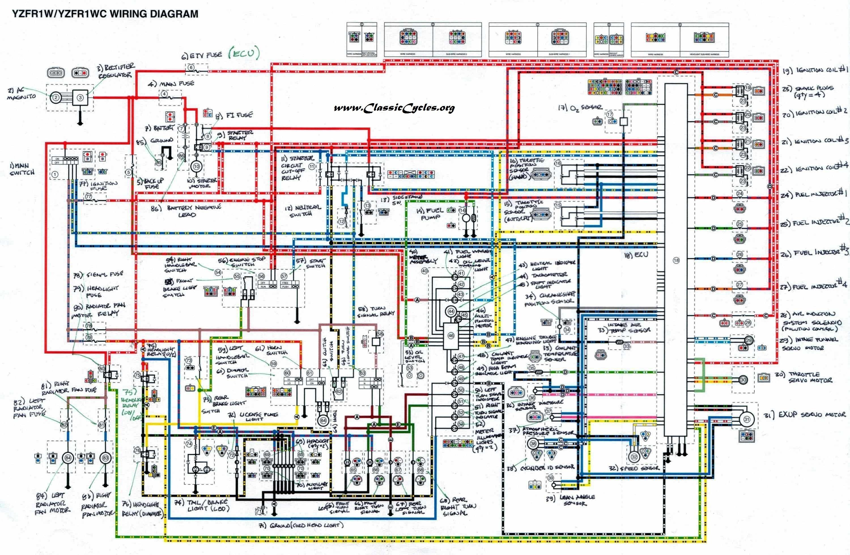 40 Yzf R40 Wiring Diagram Wiring Diagram Operations   Diagram ...