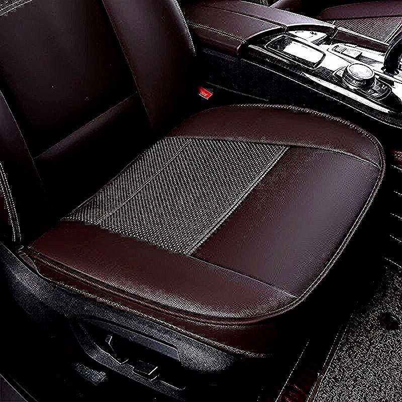 Four Seasons Universal Car Cushion Without Back Cover Single Whole