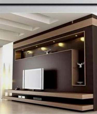 Trendy Living Room Modern Design Boho 55 Ideas Tv Room Design Living Room Tv Wall Tv Wall Decor
