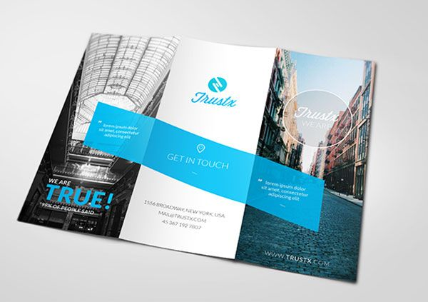 Really Beautiful Brochure Designs Templates For Inspiration - Tri fold brochure design templates