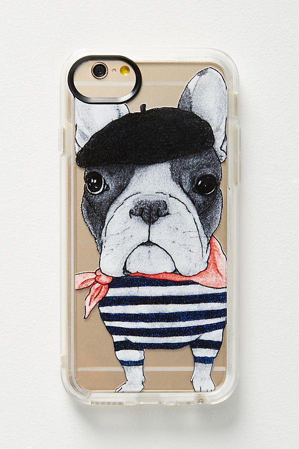 Casetify French Bulldog iPhone Case