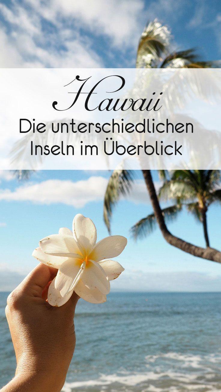 Hawaii im Überblick - smilesfromabroad