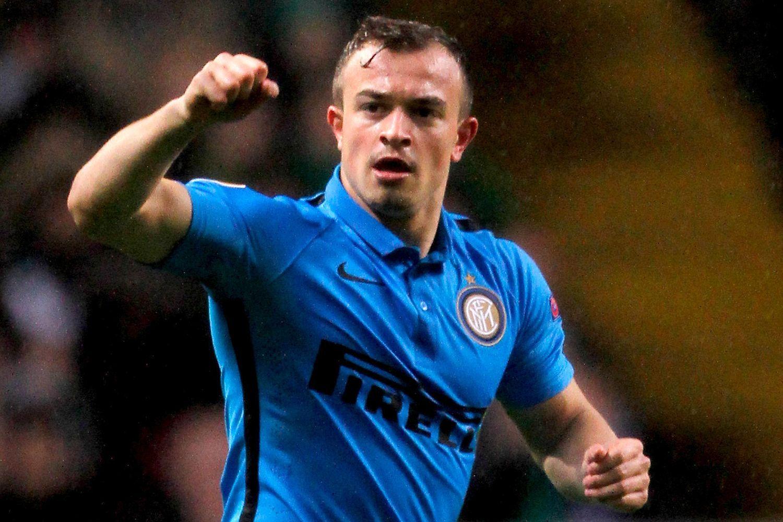 Addio Shaqiri, l'Inter si sblocca