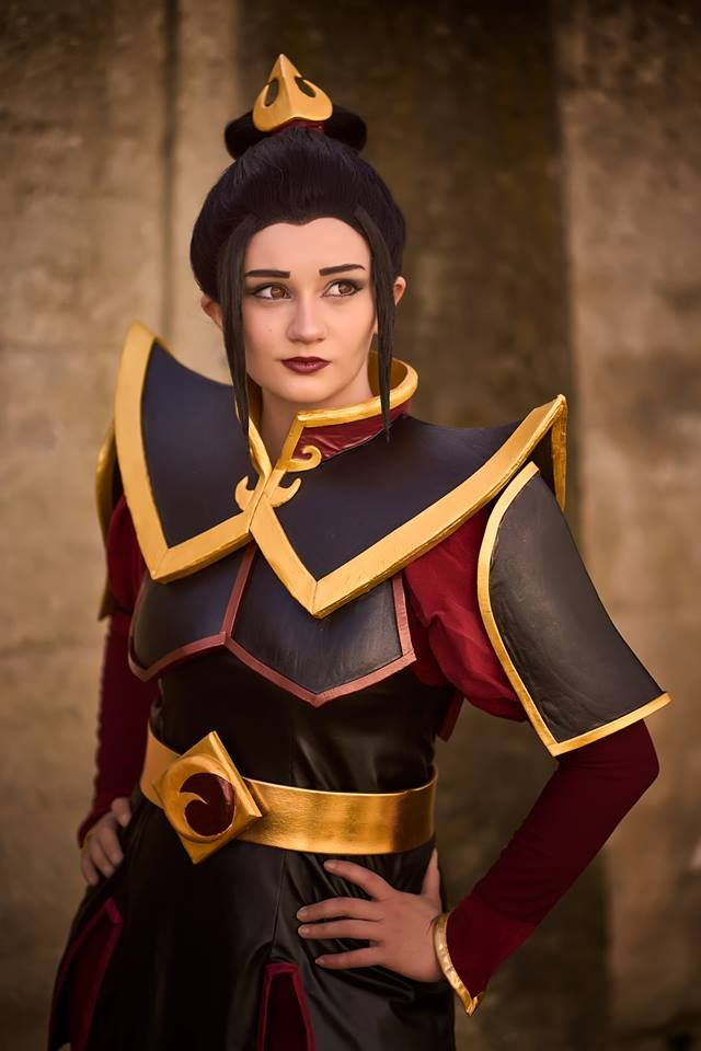 Pin on Azula Cosplay