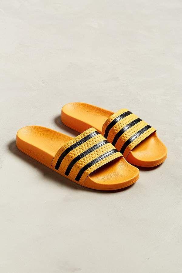 fc5d6bf61d77 adidas Adilette Colorful Slide Sandal
