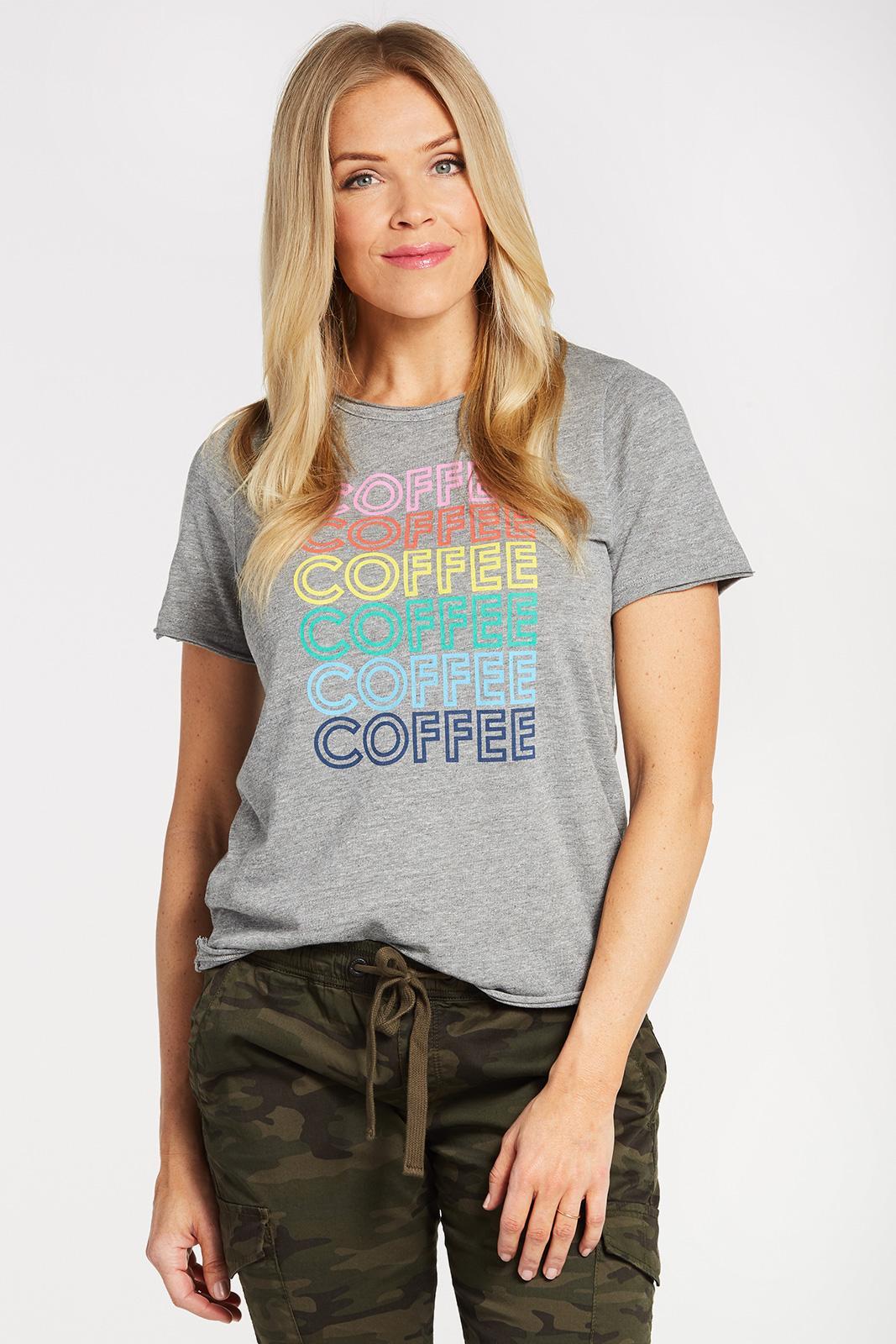 3191e18be8d Coffee Coffee Coffee Tee Contemporary Fashion