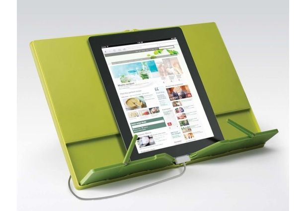 7 iPad Accessories for Your Messy Kitchen | Ipad kitchen ...