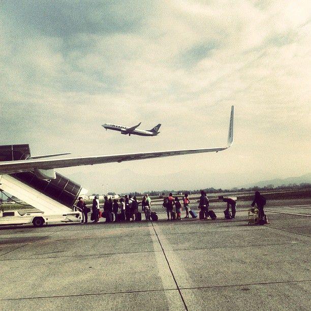#ryanair #decollo