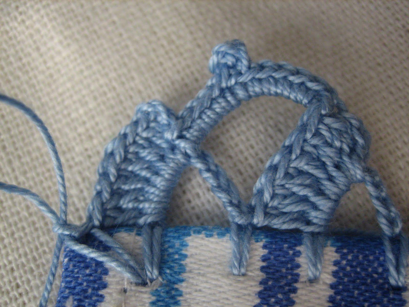 Filomena Crochet E Outros Lavores Bico De Crochet Bico De
