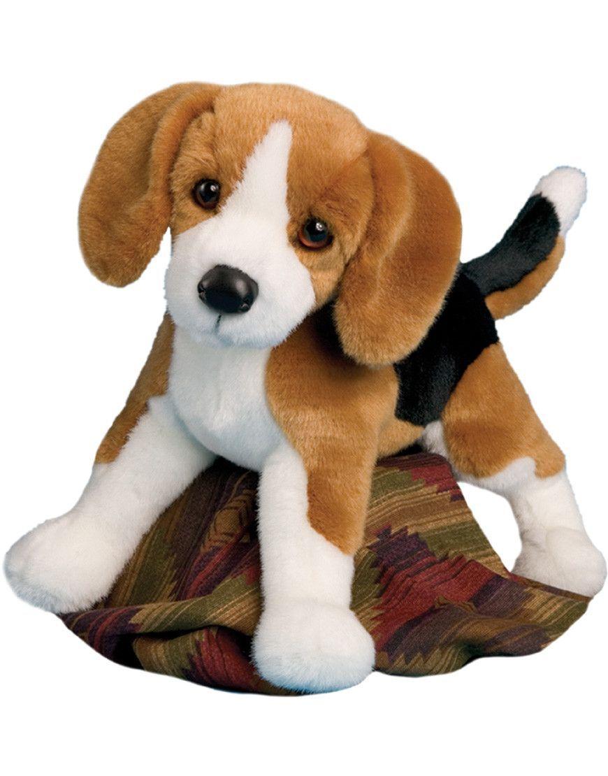 Bernie Beagle Plush Toy Beagle Plush Animals Brown Dog
