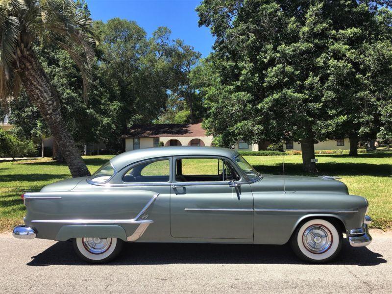 1953 Oldsmobile Eighty-Eight 2 Door Sedan Beautiful 1953 Oldsmobile ...