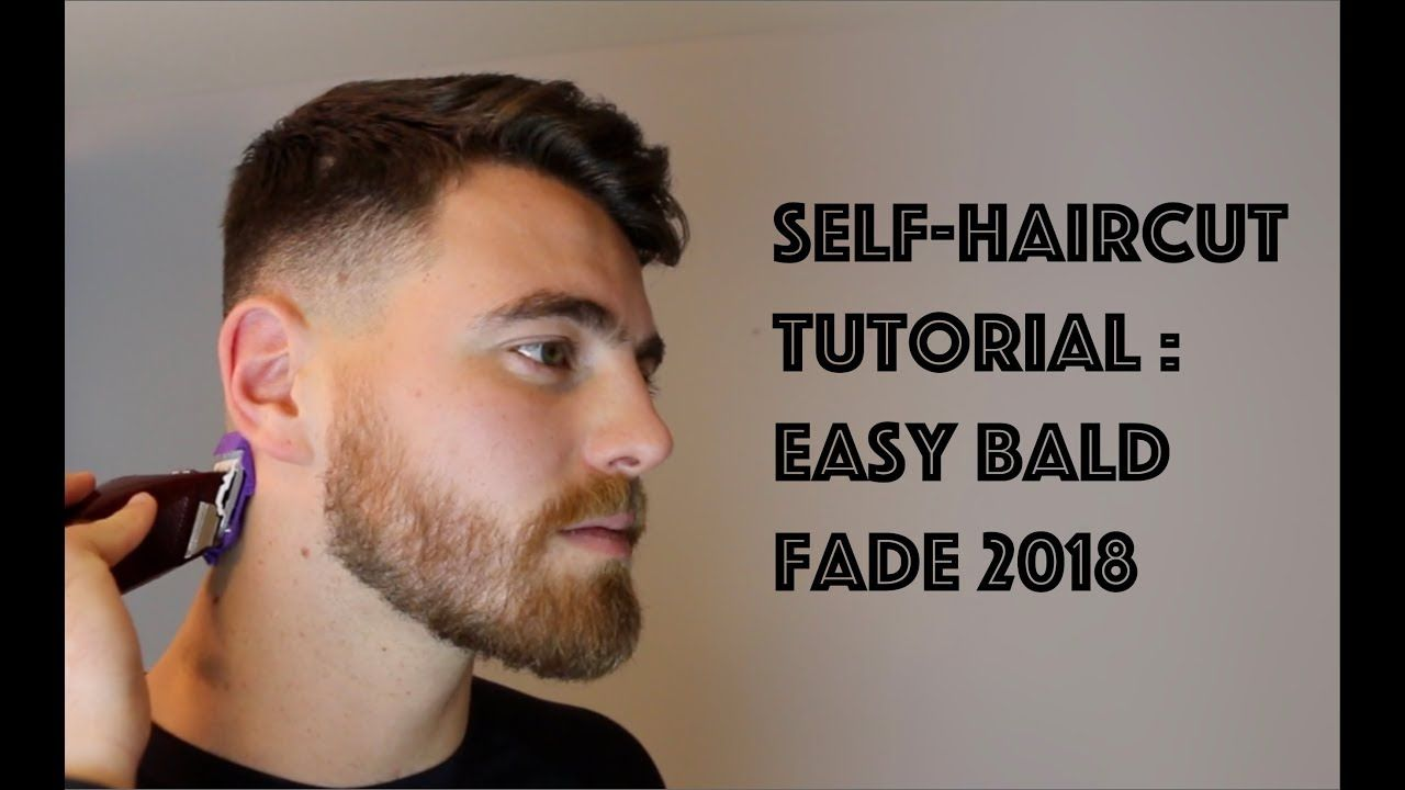 40++ How to cut a fade haircut yourself info