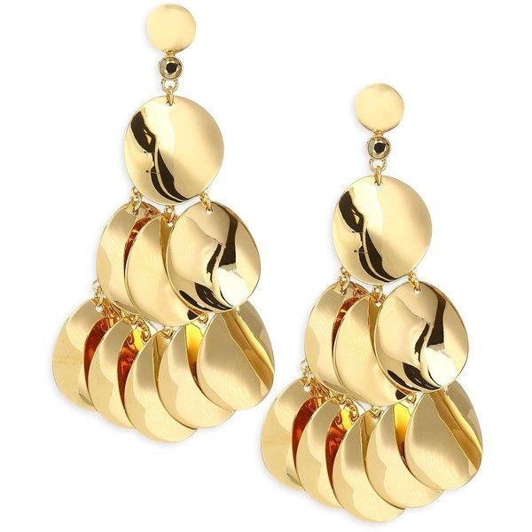Kate Spade New York Gold Standard Statement Earrings 98 liked