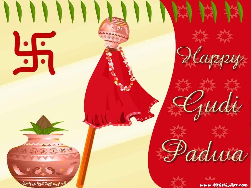 Mithiartcom wishes you all a happy gudy padwa gudhi padva mithiartcom wishes you all a happy gudy padwa gudhi padva hindu calendarhappy new yearchaitra kristyandbryce Gallery