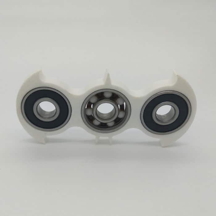 BATMAN Fid Spinner Fast Bearings Finger Hand Custom Bearing