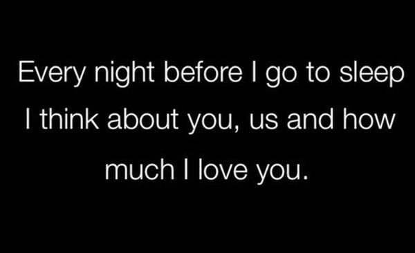 Cute Goodnight Texts for Her, Quotes and Messages.