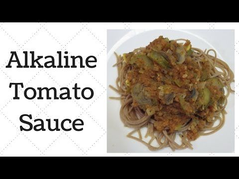 Tomato sauce alkaline electric recipe youtube tys conscious tomato sauce alkaline electric recipe youtube forumfinder Gallery