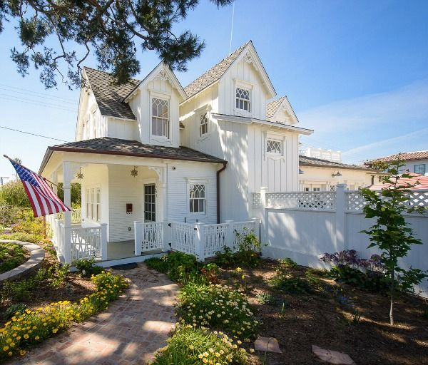 napa farmhouse plans. A New Napa Style Farmhouse in California  Hooked on Houses style