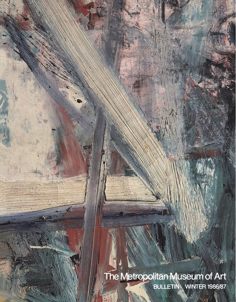 "The Metropolitan Museum of Art Bulletin, v. 44, no. 3 (Winter, 1986–1987) English | ISSN: 0026-1521 | PDF | 59 pages | 27.34 Mb""The Abstract Expressionists - Artists: Baziotes, William (American, 1912–1963) ..."""