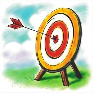 archery clipart clipart kid illustration pinterest archery rh pinterest com au archery clipart black and white clipart archery target