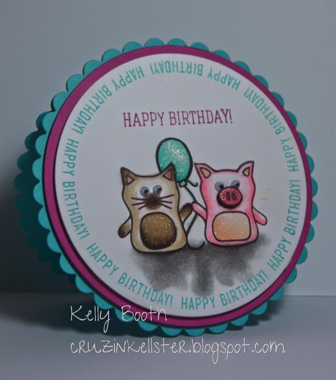 Created by Kelly Booth using brand New Simon Says Stamp Exclusives