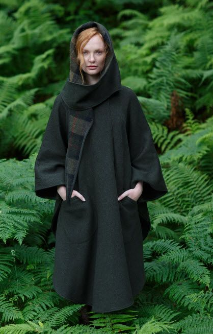 Join Befitted to be entered to win one of two $100 shopping sprees to @TheIrishStore where you'll find gorgeous artisan items like this stunning walking cape.