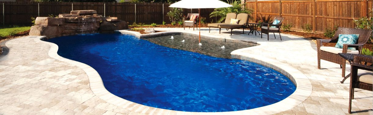 Dark Blue Pool Water perfect dark pool water blue or teal liner will turn your swimming