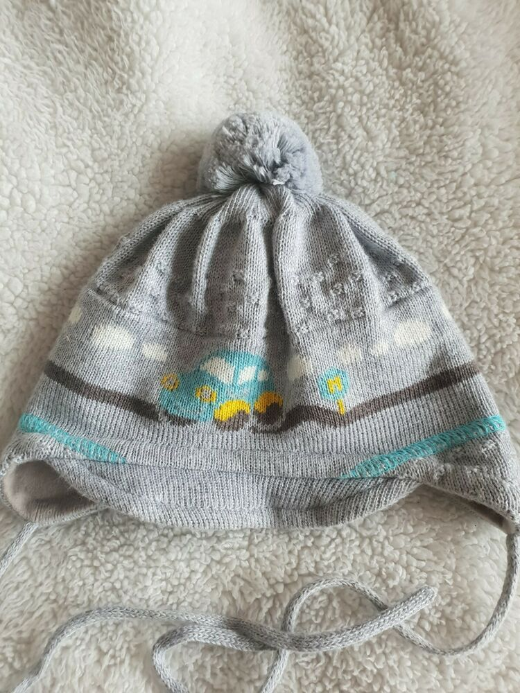 ab8938b9d Maximo baby hat 3 to 6 natural wool/cotton #fashion #clothing #shoes ...