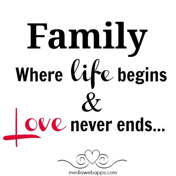 I love my family so much! My family quotes, Family love