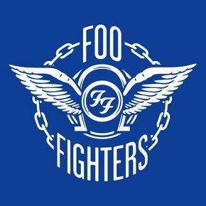 """Horseshoe"" Foo Fighters shirt."