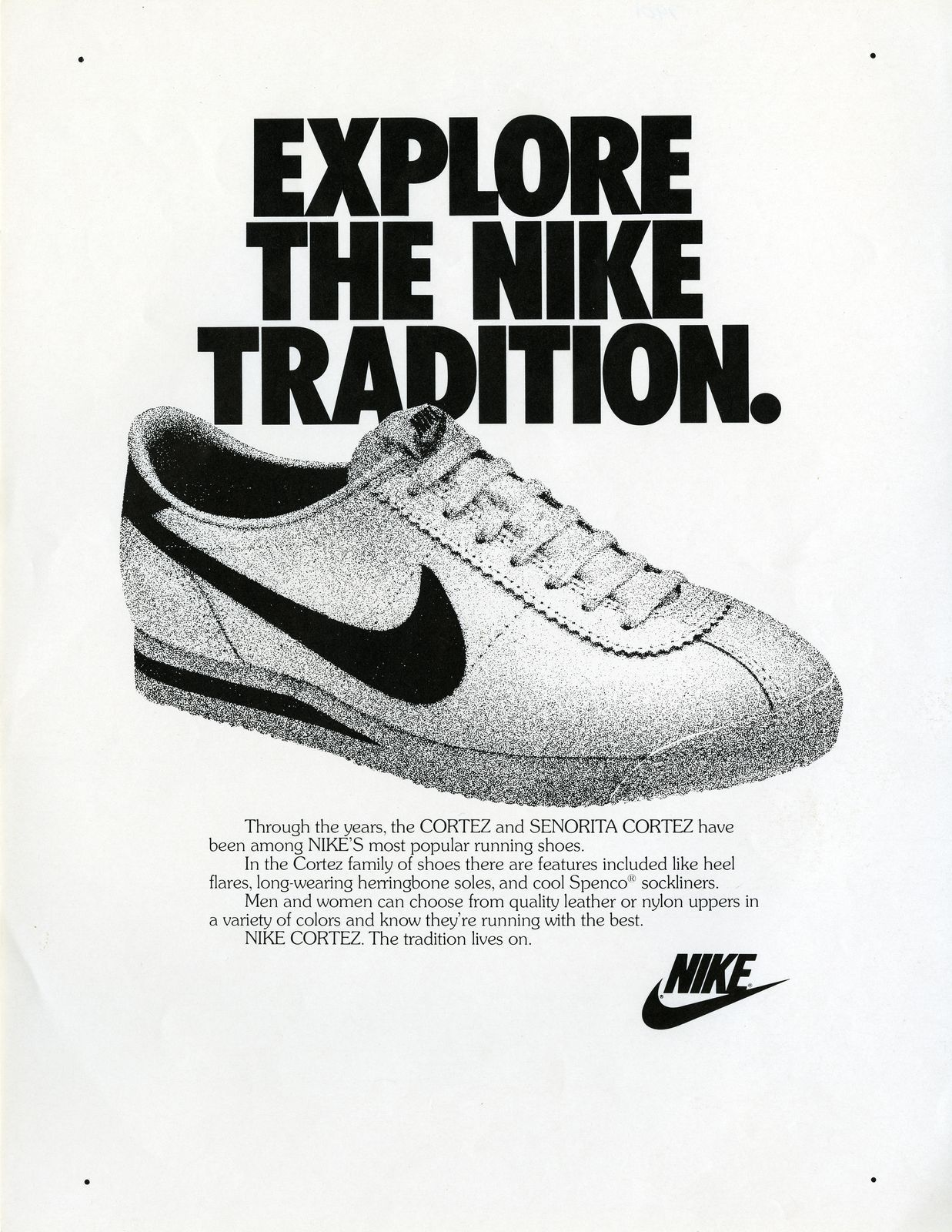 check out 1a525 a8e77 The Nike Cortez is as much a part of Los Angeles history as the film  industry, the Lakers   the Watts riots. Read more on the evolution of this  famous shoe