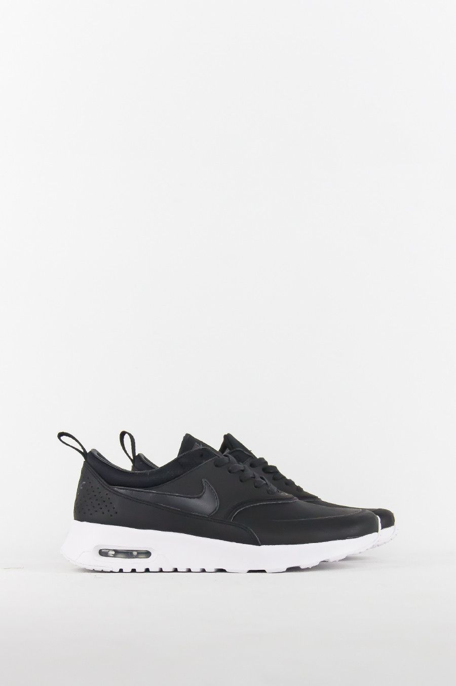 huge discount 18b94 779a3 NIKE WOMENS AIR MAX THEA PRM BLACK ANTHRACITE WHITE
