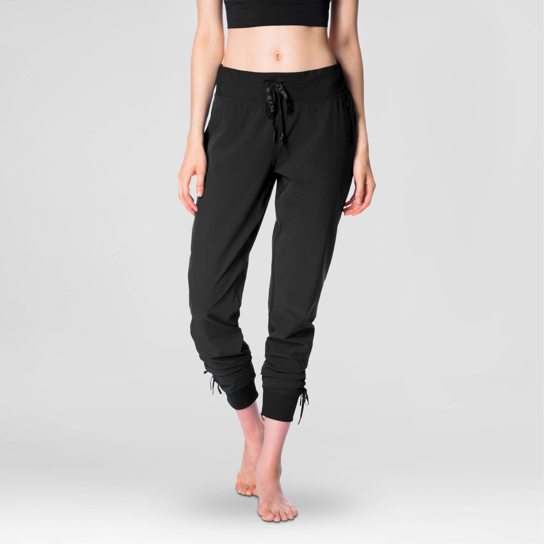 Women's Stretch Woven Pant - Velvet Rose. Image 1 of 4.