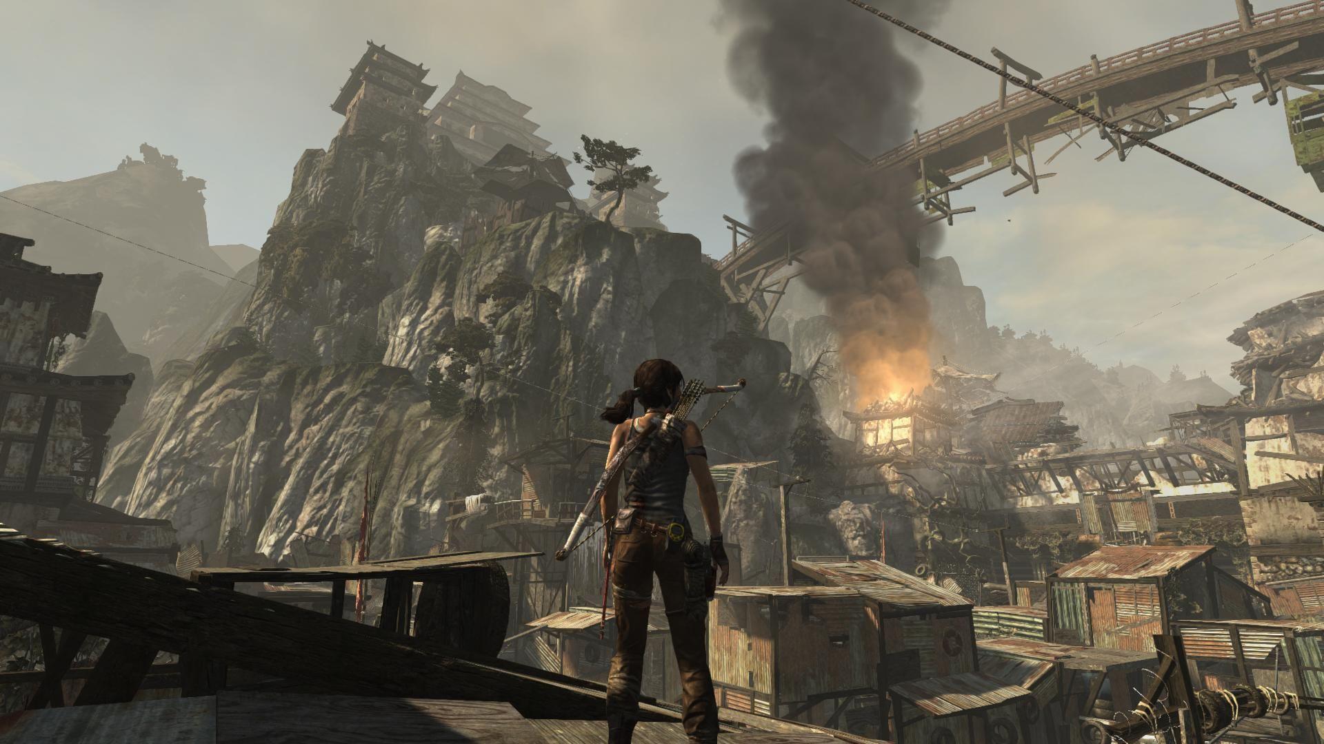 Tomb Raider 2013 Gameplay Tomb Raider 2013 Tomb Raider Game