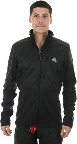 adidas Sport Performance Hiking Reachout Jacket Black Medium -- See this  great product.