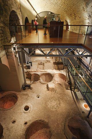 Museu d'Història de Barcelona,  - Palau Gòtic Clariana Padellàs