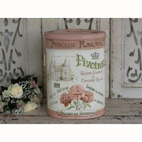 "Box m. låg ""Prinsesse Margaux"""