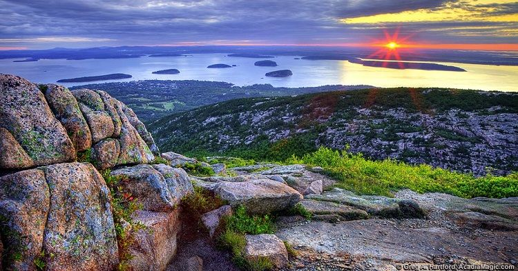 Acadia Magic - Cadillac Mountain