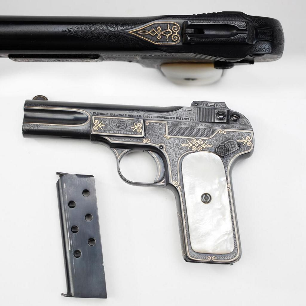 GUN OF THE DAY- TR's Fabrique Nationale Browning .32 ACP