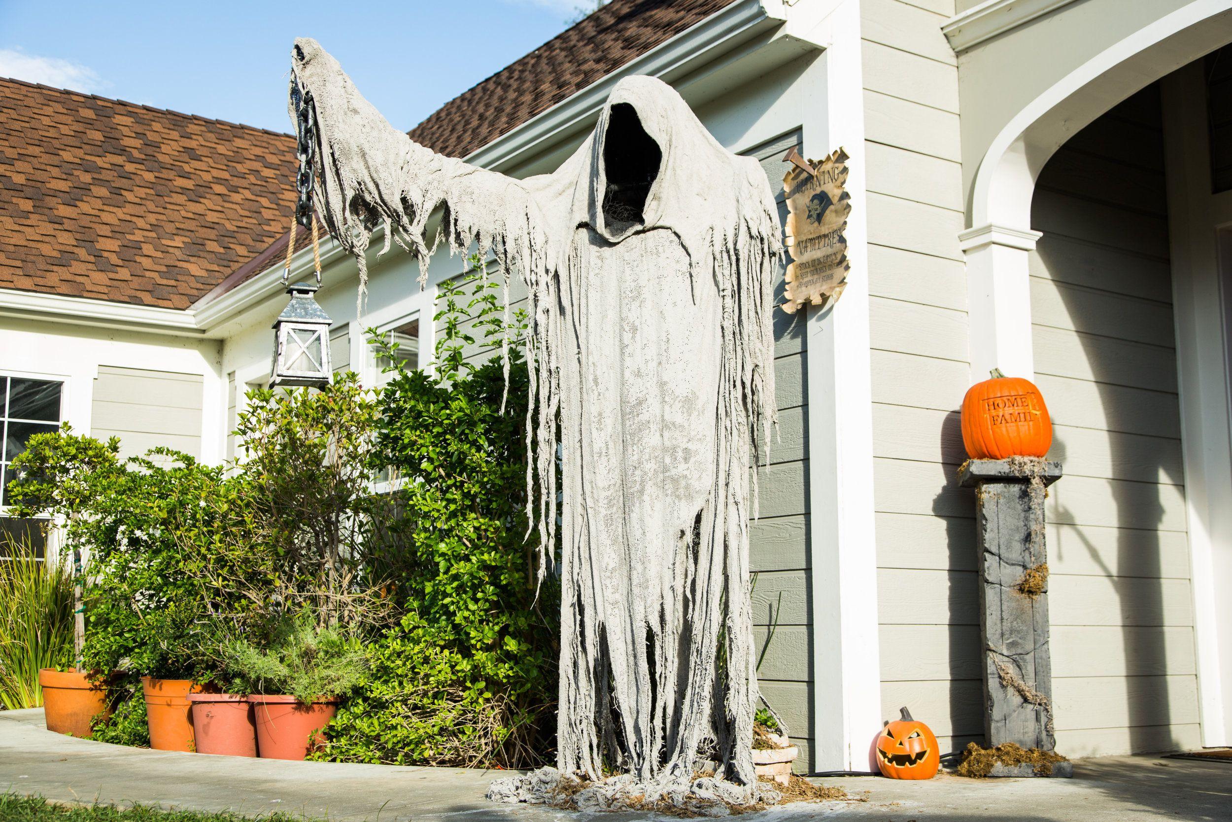 Ken Wingard s DIY Grim Reaper