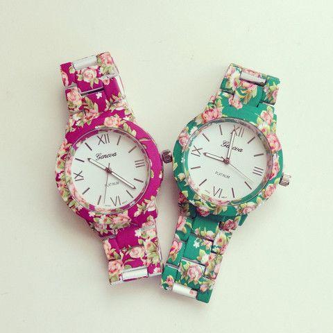 Floral September Watch – shopebbo