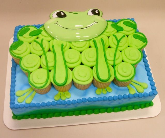 Cupcake Cakes Google Search With Images Frog Cupcakes Mini
