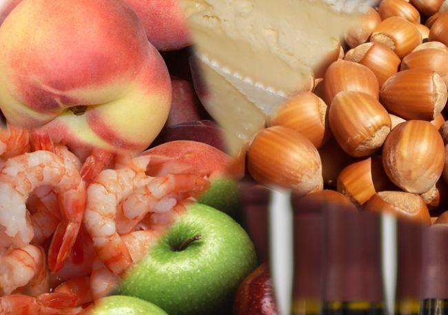 Alergia na potraviny – najznámejšie i vzácne spúšťače
